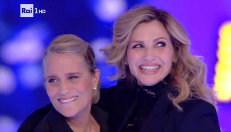 Rita Dalla Chiesa contro Heather Parisi