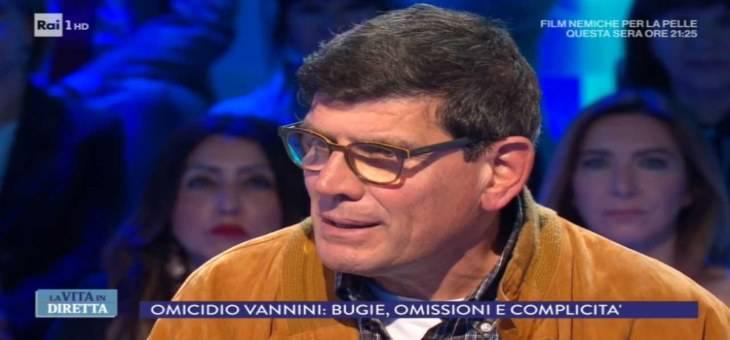 Valerio Vannini omicidio Vannini