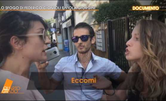 Viola Giorgini Federico Ciontoli