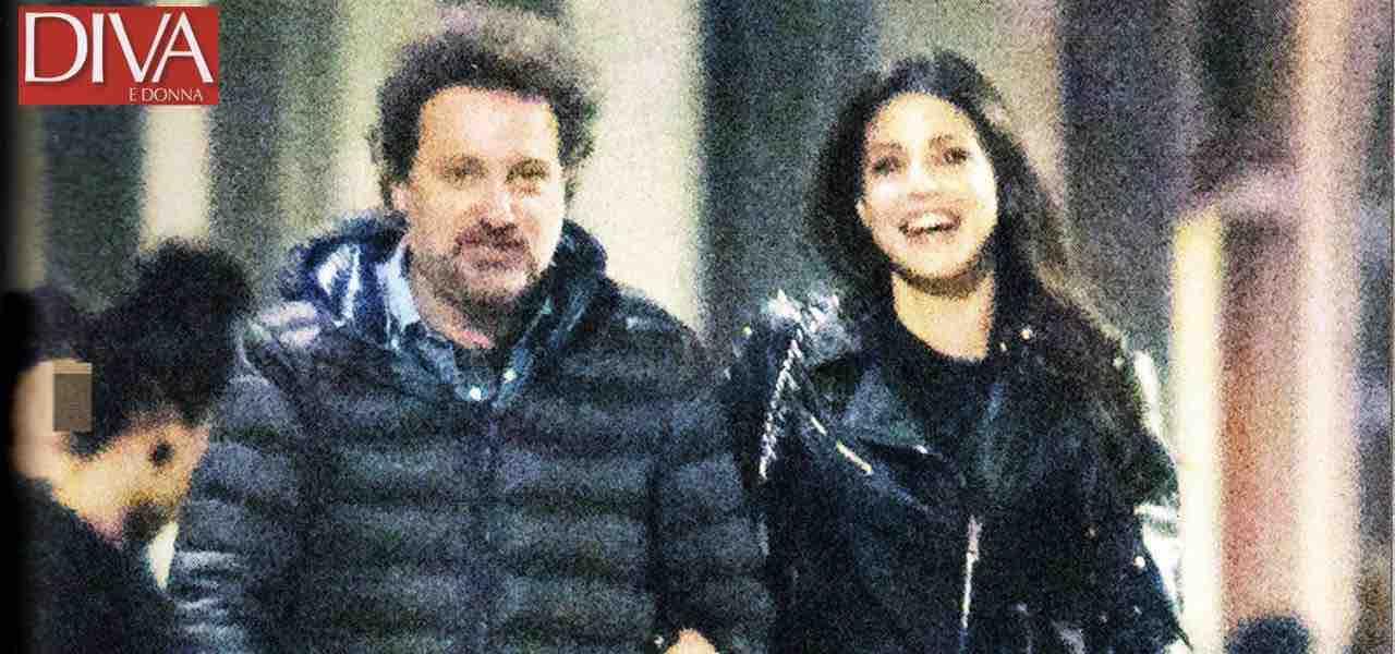 Leonardo Pieraccioni e Laura Torrisi