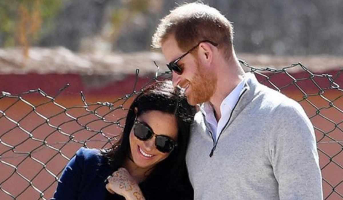 Harry e Meghan, prima uscita con il piccolo Archie in Africa