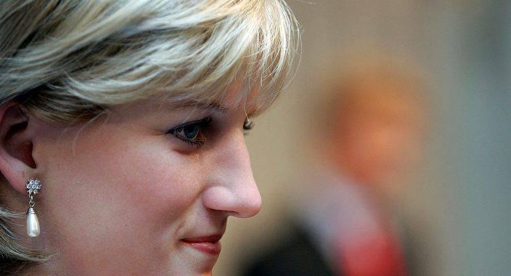 Lady Diana, XXX