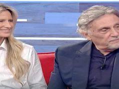 Nicole Moscariello moglie Andrea Roncato