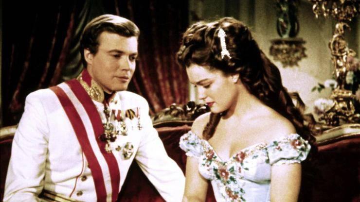 Franz e Principessa Sissi
