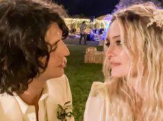 Carolina Crescentini nozze segrete