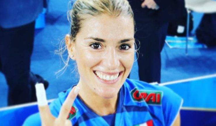 Francesca Piccinini addio alla pallavolo (3)