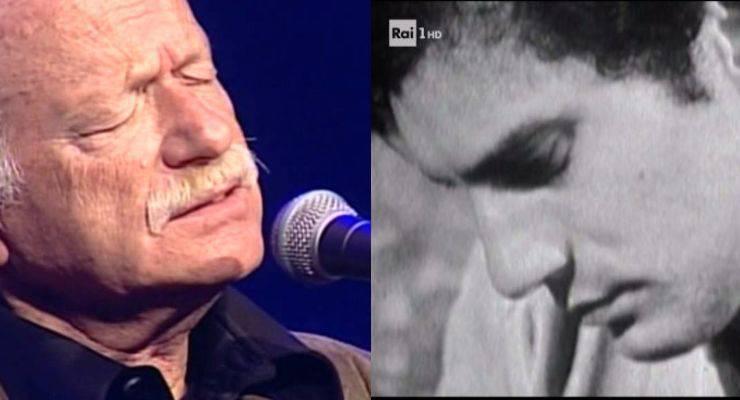 Gino Paoli e Luigi Tenco