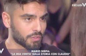 Mario Serpa non c'è a Uomini e Donne