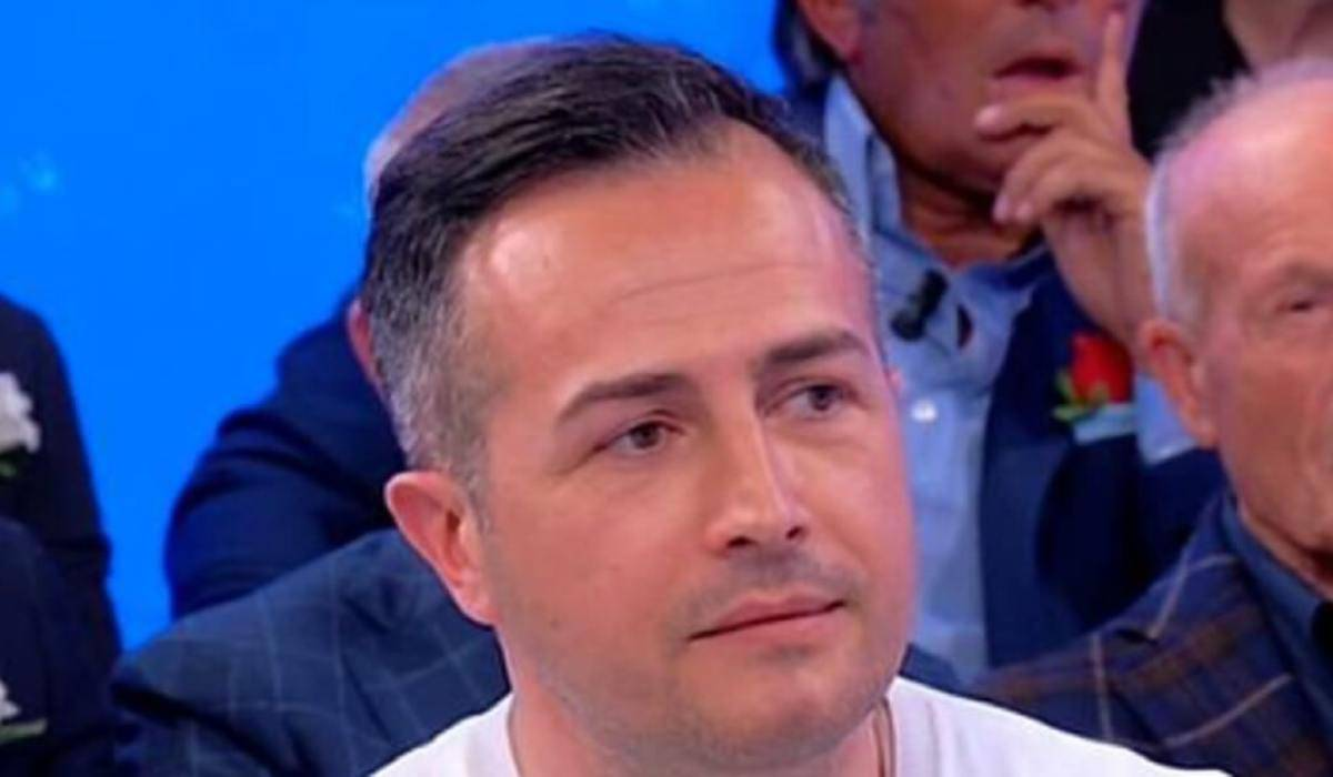 anticipazioni uomini e donne Riccardo Maria Guarnieri