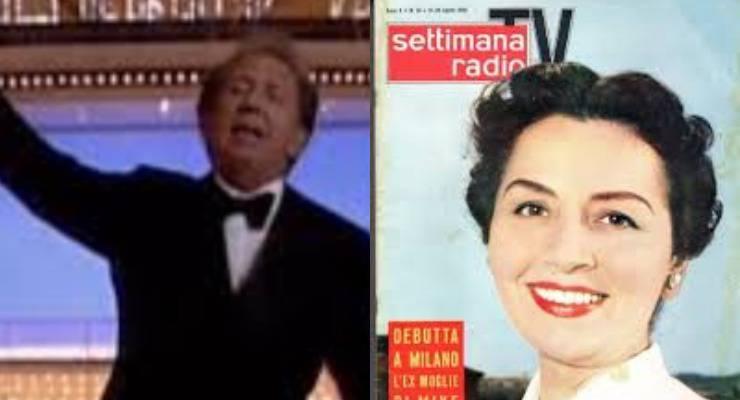 Rosalia Maresca ex moglie Mike Bongiorno, XX