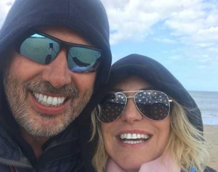 Vito Garrone e Antonella Clerici