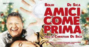 Lite Massimo Boldi e Christian De Sica