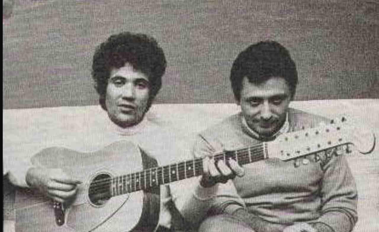 Mogol e Lucio Battisti