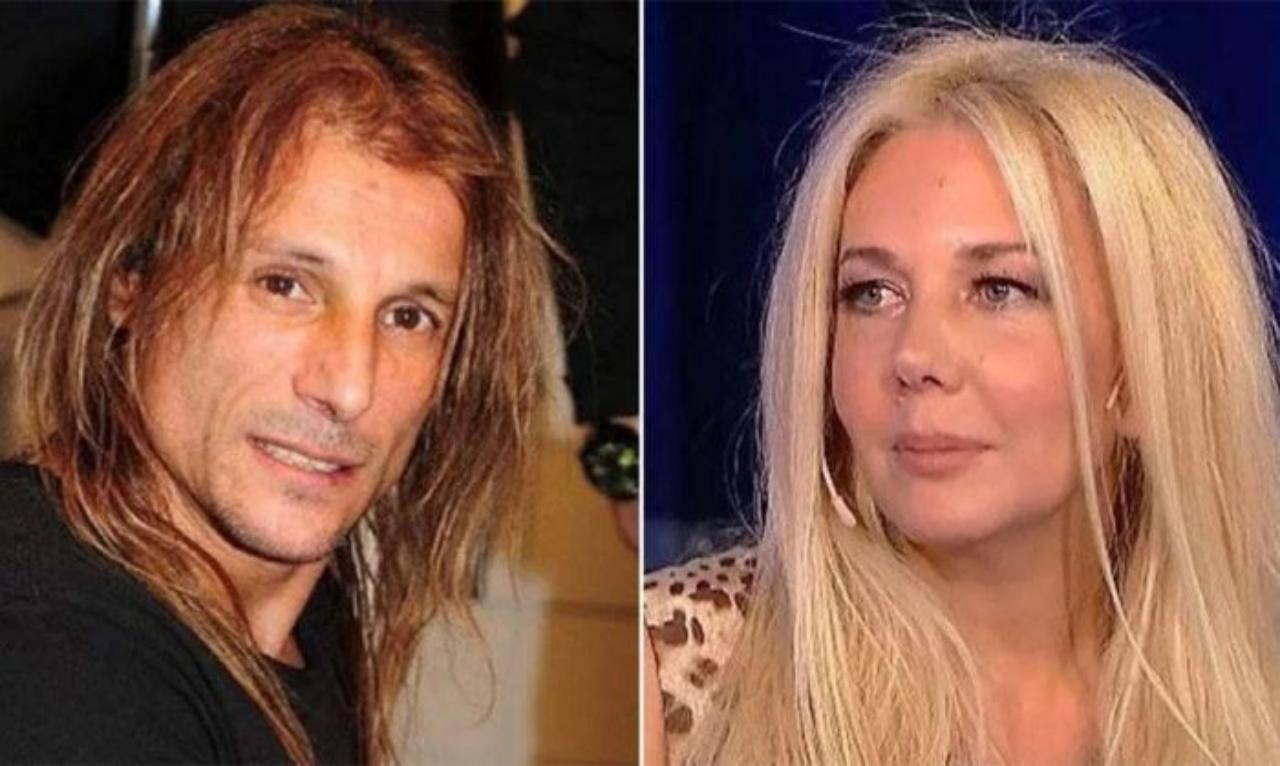 Mariana Nannis moglie Claudio Paul Caniggia