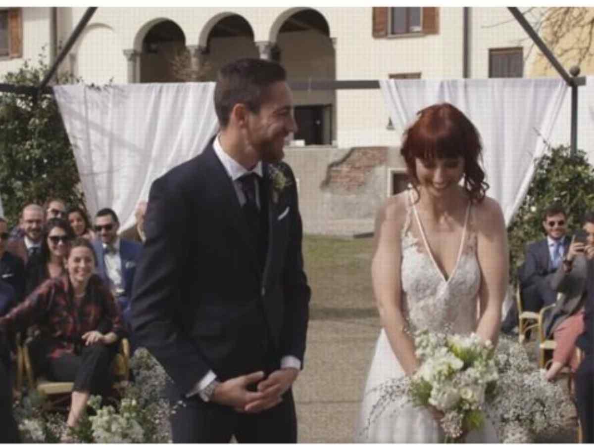 Cecilia e Luca Matrimonio a prima vista: un finale inaspettato