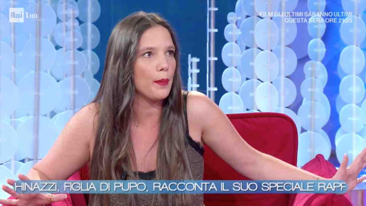 Clara Ghinazzi, figlia Pupo