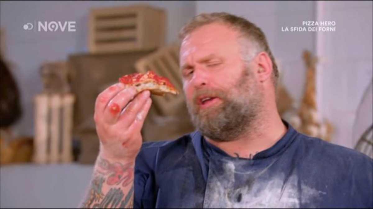 gabriele bonci pizza hero moglie libri