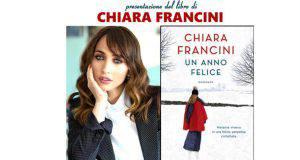 """""""Un anno felice"""" libro di Chiara Francini"""