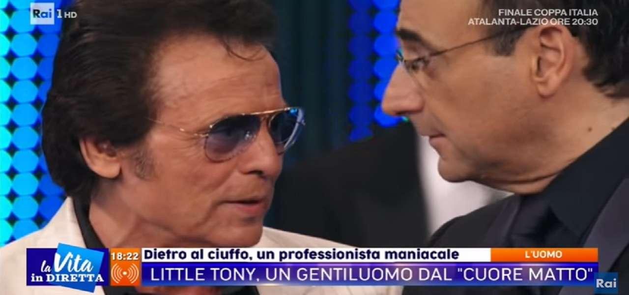 Moglie Little Tony
