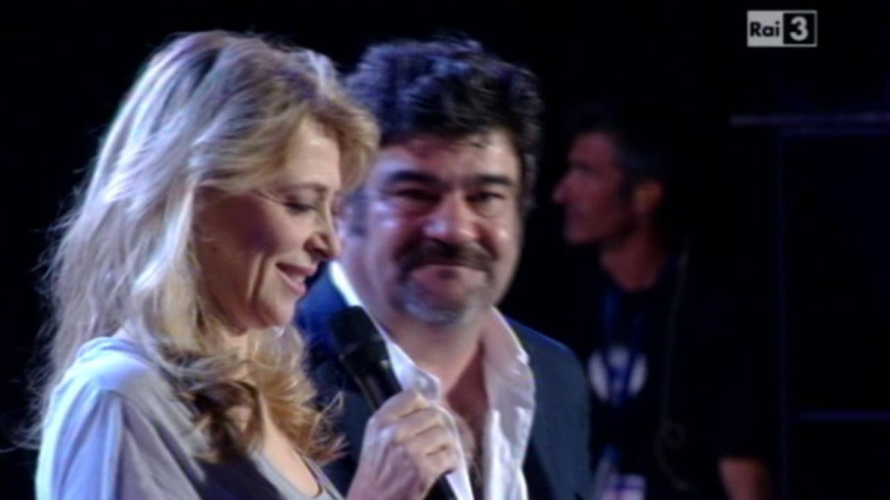 Francesco Pannofino moglie