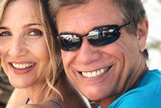 Silvio Testi marito Lorella Cuccarini, un legame speciale
