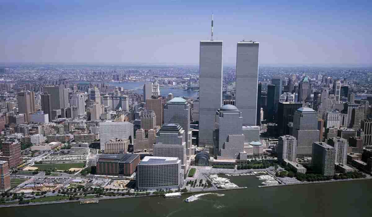 torri gemelle twin towers world trade center