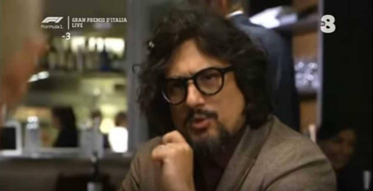 """Alessandro Borghese figlio Barbara Bouchet: """"L'ho mandato via di ..."""