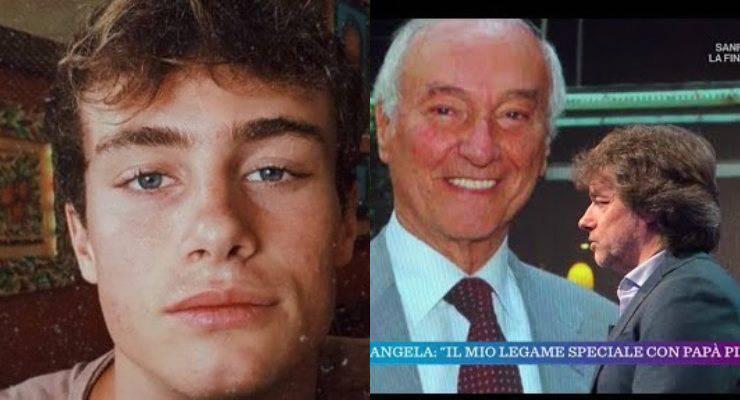 Edoardo Angela figlio Alberto Angela (1)
