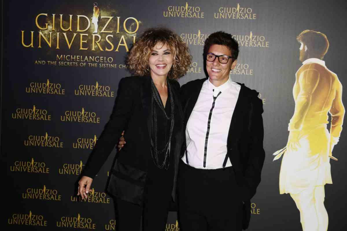 Eva Grimaldi parla del rapporto tra Gabriel Garko e Gabriele Rossi