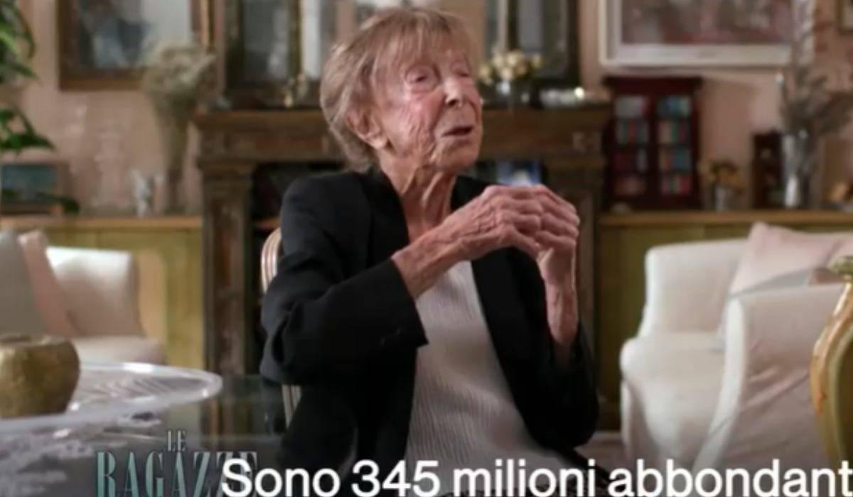 Maria Perego morta
