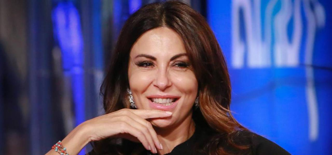 Sabrina Ferilli spogliarellista tu si que vales