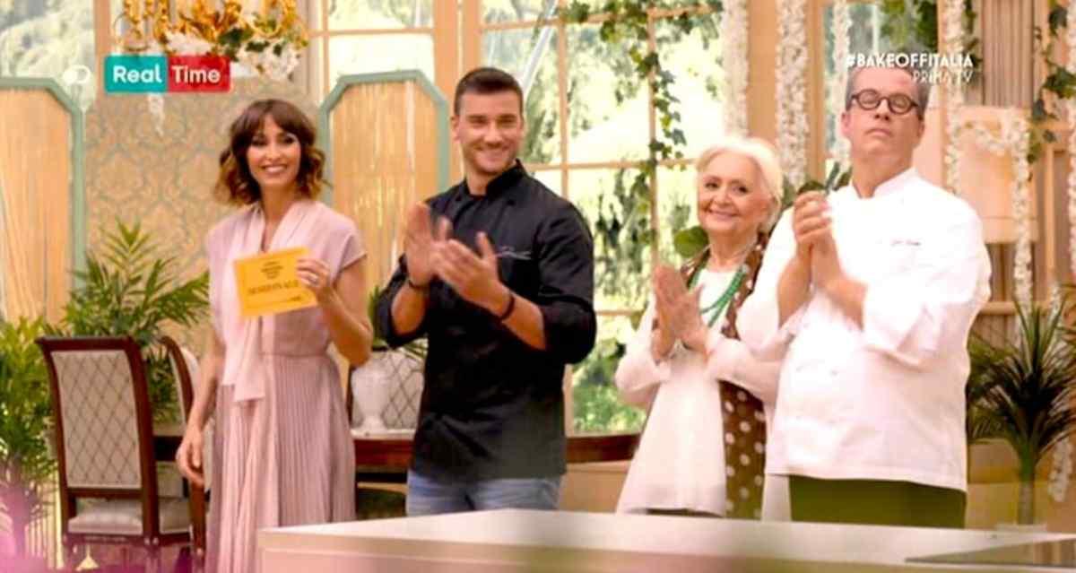 Bake Off finale: chi è il vincitore? La sfida tra Martina, Rong, Riccardo e Hasnaa