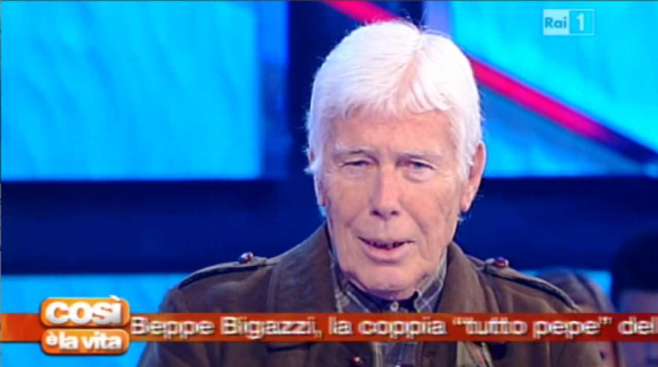 Beppe Bigazzi è morto