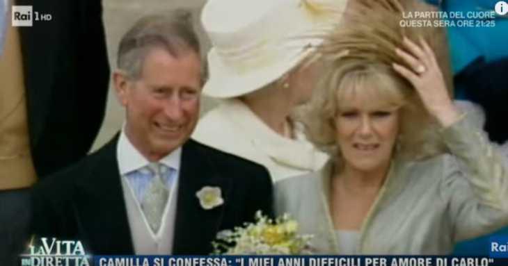 Carlo e Camilla divorziano
