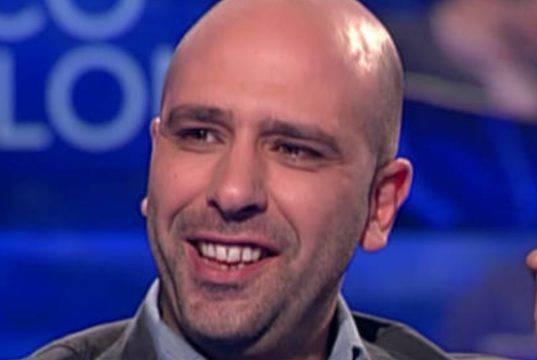 """Bianca Guaccero accusata in diretta: """"Tratti male Gambi"""", le"""