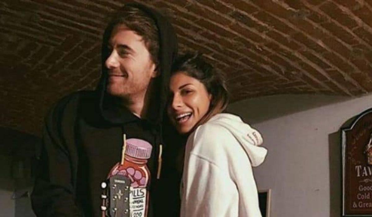 Giulia Cavaglia fidanzata Francesco Sole