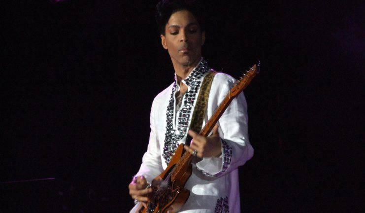 Prince cantante misterioso