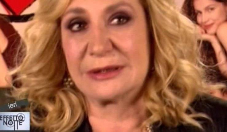 Monica Scattini ex fidanzata Roberto Brunetti