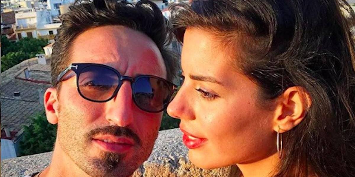 Tania Bambaci fidanzata Samuel Peron