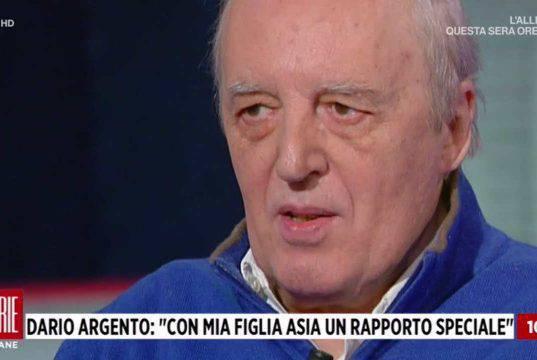 Dario Argento ex marito Daria Nicolodi: perché si sono lasciati?