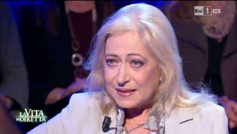 Franca Sebastiani moglie Massimo Ranieri, una storia ...
