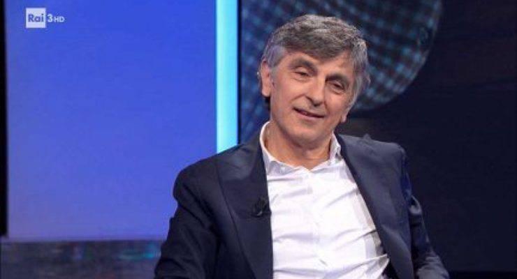 Vincenzo Salemme compagna Albina Fabi