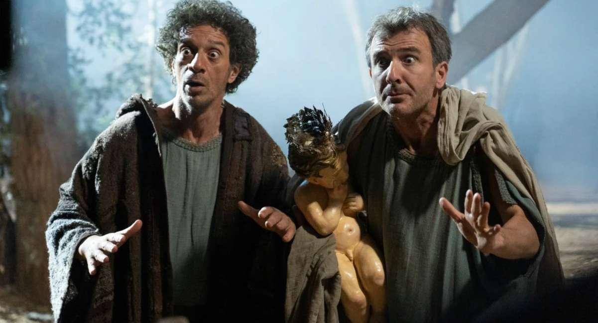 Film Ficarra e Picone Il Primo Natale