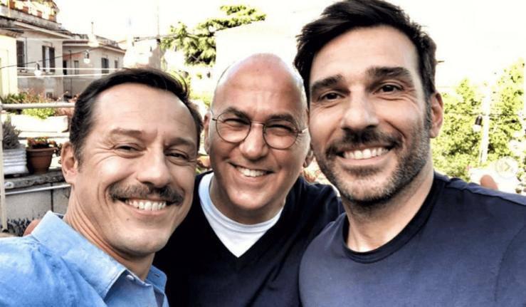 La Dea Fortuna, Edoardo Leo e Sergio Accorsi: innamorati sullo schermo