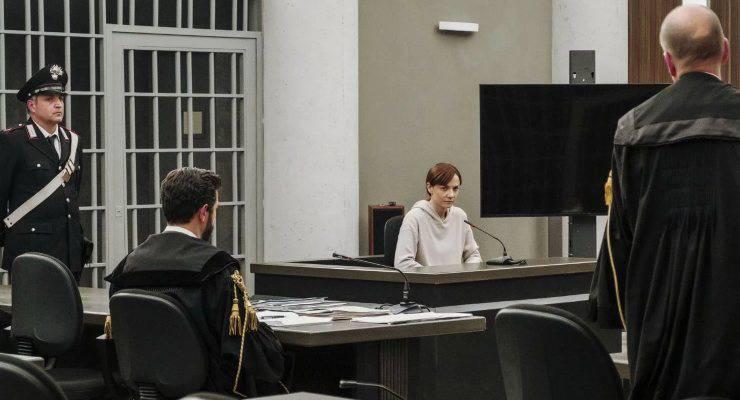 Linda Monaco, Il Processo
