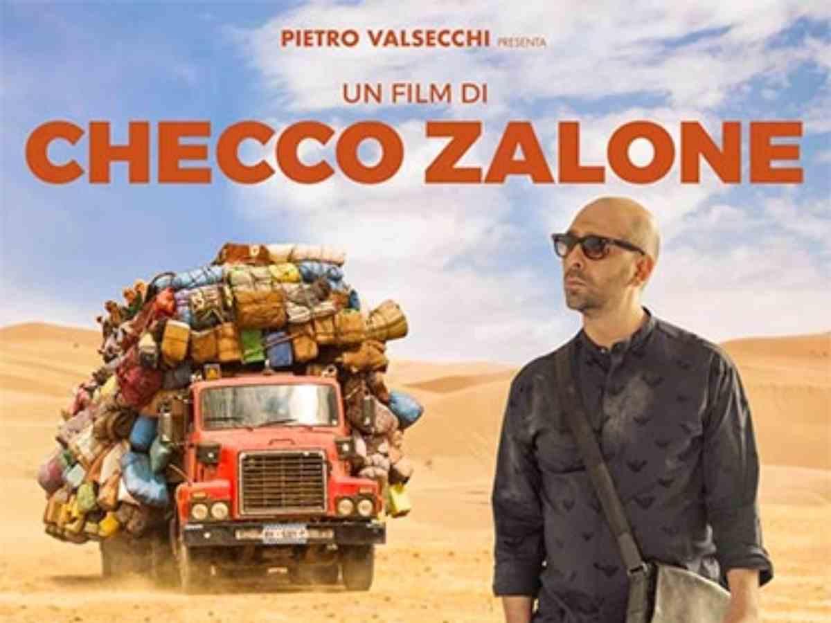 Checco Zalone immigrato | Anticipo di Tolo Tolo, a gennaio 2020 al cinema