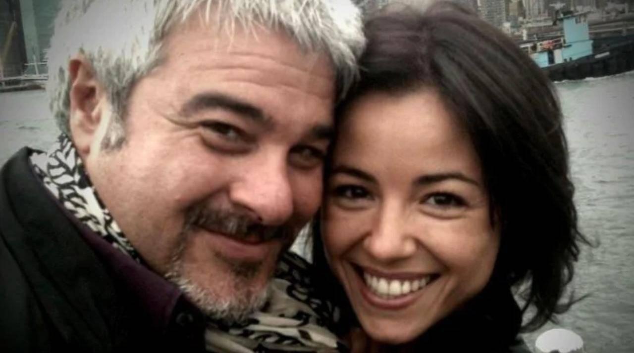 Alessia Navarro moglie Pino Insegno: il matrimonio in gran segreto