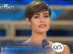Alice Sabatini ex-Miss Italia