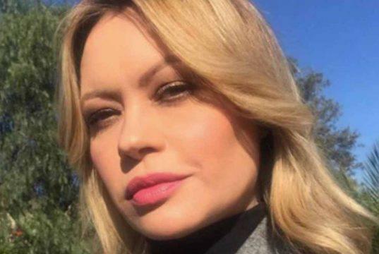 """Stefano Riccucci ex marito Anna Falchi: """"Ho saputo dell'arresto al ..."""