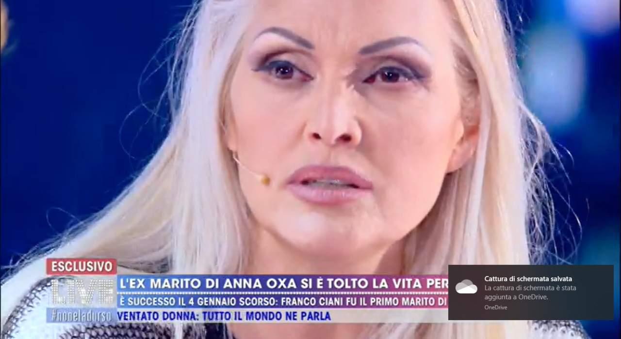 Anna Oxa bandita dalla Rai